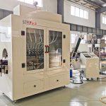 Automatische Flüssigflaschenfüllmaschine, Clorox Bleach Acid Filling Machine