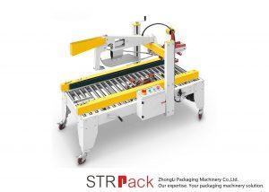 Automatische Klebebandklappen Faltschachtel Kartonverschließmaschine