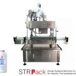 Automatische lineare Verschließmaschine (Presskappe)