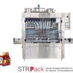 Automatische Saucenfüllmaschine