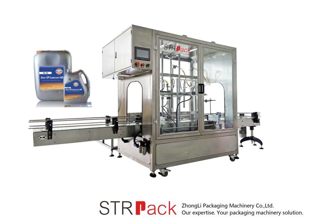 Automatische Durchflussmesser-Abfüllmaschine