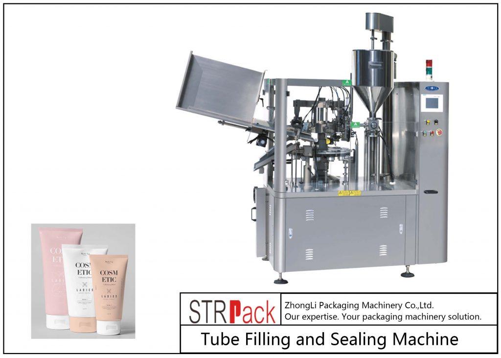 SFS-100 Kunststoffrohrfüll- und Versiegelungsmaschine