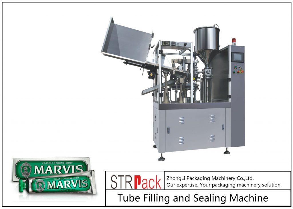 SFS-60 Kunststoffrohrfüll- und Versiegelungsmaschine