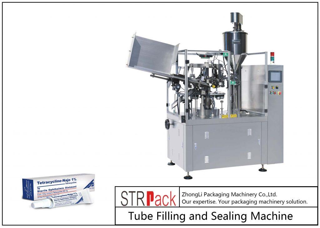 SFS-80Z Metallrohrfüll- und Versiegelungsmaschine