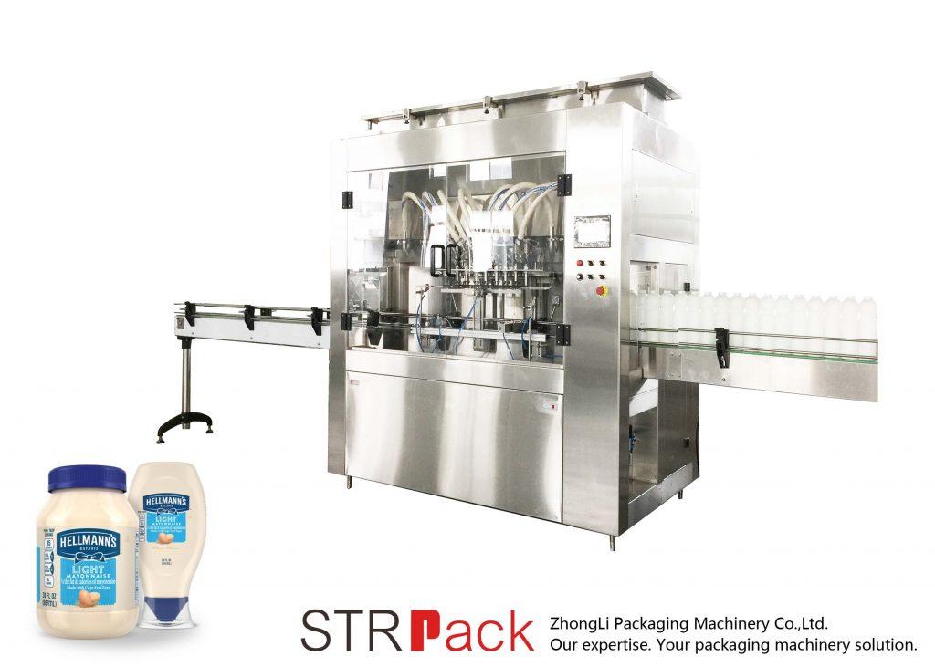 STRRP Rotorpumpenfüllmaschine